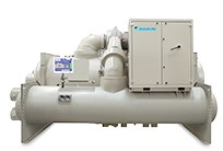 Daikin Magnetic Bearing Centrifugal Chiller Water Cooled