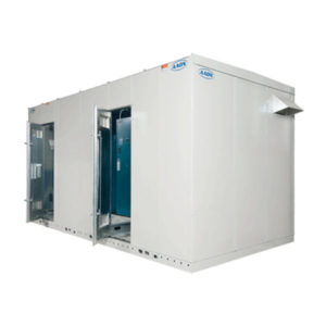 AAON Mechanical Room Chillers : BL, FL, FZ, LN and LZ Series