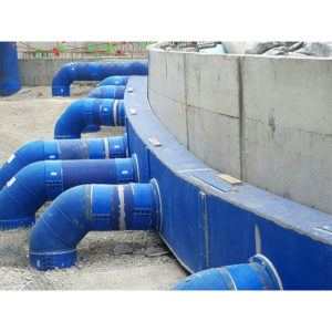 The BlueDuct® - AQC Industries Ducts