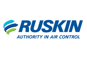 Ruskin - Louvers, Dampers, Fire/Smoke Dampers