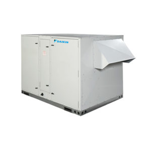 Daikin Applied Rooftop Outdoor Curb Mounted RW (12.5-35 Tons) - Water-Source Heat Pump