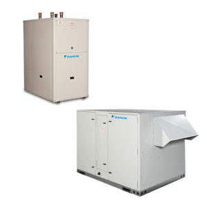 Daikin Applied Water-Source Heat Pumps