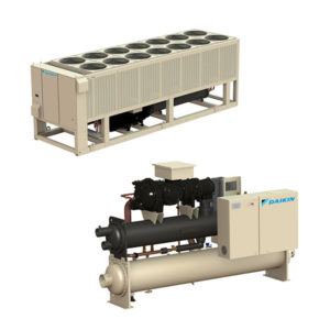 Daikin Applied Scroll Screw Chillers