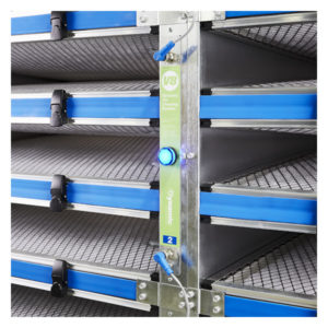 Dynamic High Efficiency Electronic Air Filtration