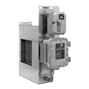 Ultra-Safe™ Explosion-proof Duct Heaters