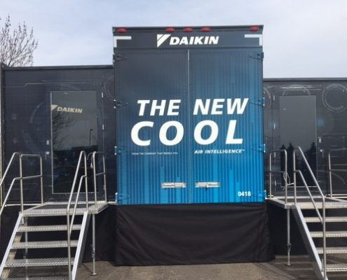 Daikin Roadshow Trailer