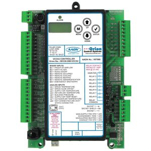 AAON WattMaster - VCCX2 Controls System