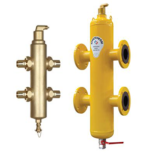 Spirotherm Hydraulic Separators