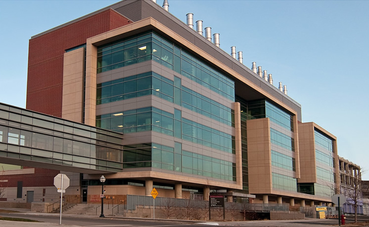 University of Minnesota – Wallin Medical Biosciences Building