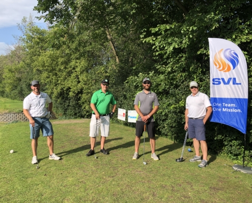 2020 ASHRAE Rochester golf tournament golfers 2