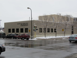 Hennepin County Forensic Building