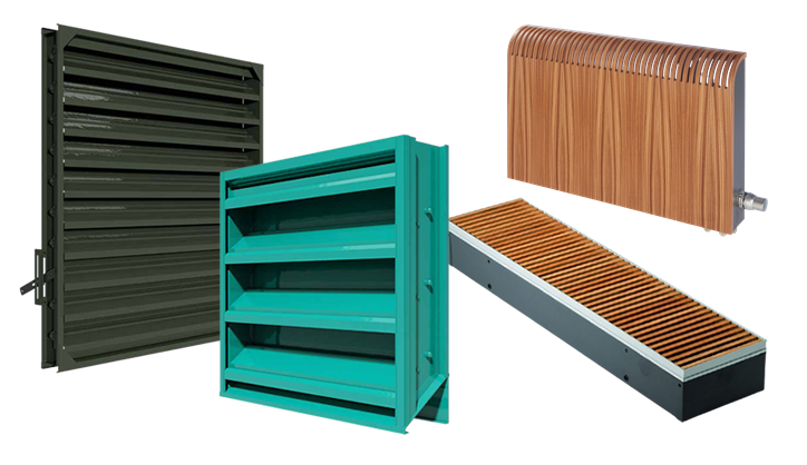 Architectural HVAC Products