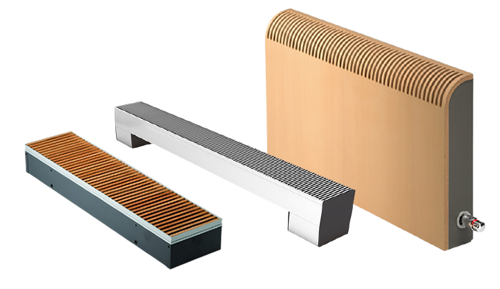 Architectural HVAC - Radiators and Trenches